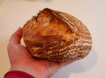 Home Baked Sourdough Bread by Paul Kaan