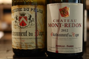 Chateau Pegau & Mont Redon Chateau Neuf du Papes 2012 by Paul Kaan